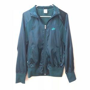 Nike Bomber Jacket Zip Up